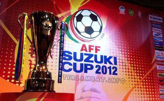 Thailand VS Singapura AFF 2012 Final