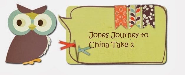 Jones Journey to China Take 2