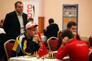 Ivanchuk neutralise Ipatov lors de la ronde 5