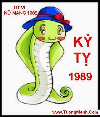 TU VI KY TY 1989 NU MANG