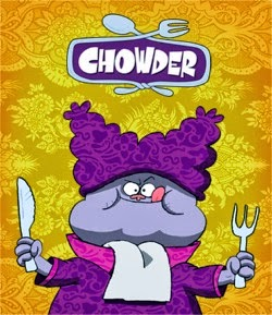 Chowder The Thousand Pound Cake The Rat Sandwich
