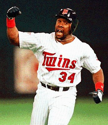 The great Kirby Puckett