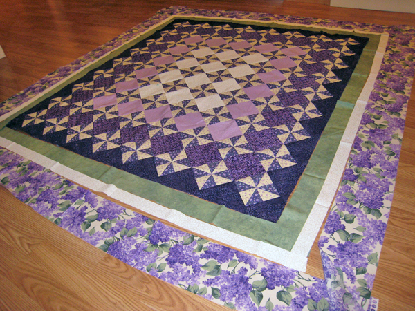 Winging It!: If You Like It, Put a Border on It! : borders for quilts - Adamdwight.com