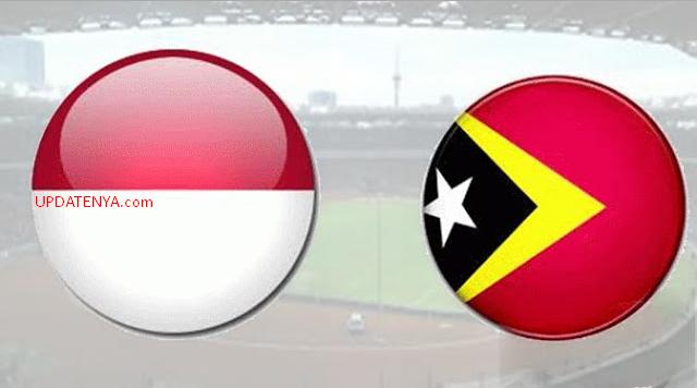 Jadwal Siaran Langsung (MNCTV) Indonesia vs Timor Leste Piala AFF U 19