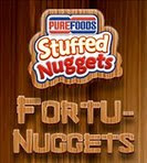 stuffed nuggets