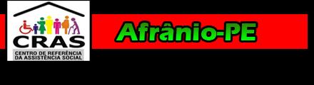 CRAS - Âfrânio-PE
