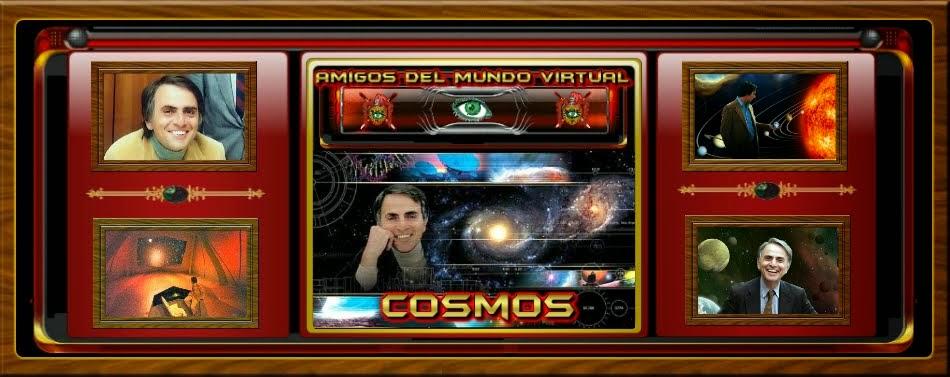 Cosmos - Amigos del Mundo Virtual