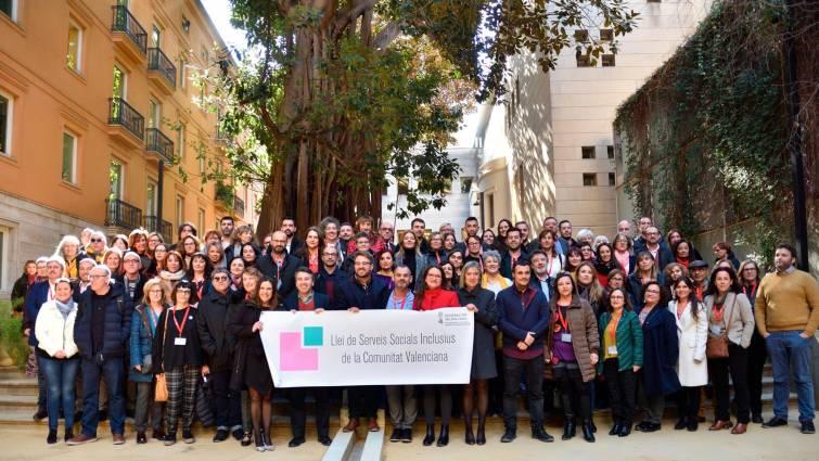 La nueva ley de Servicios Sociales Inclusivos