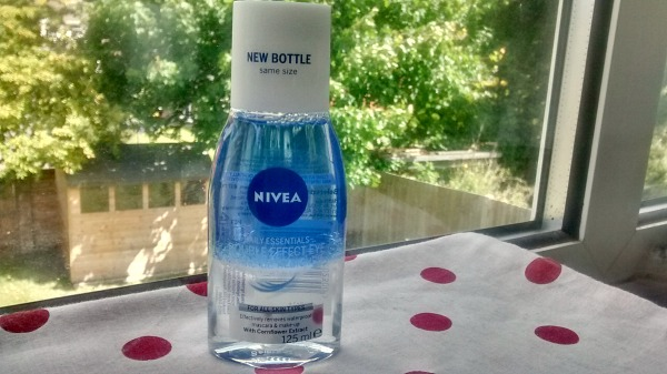 Nivea Double Effect Makeup Remover