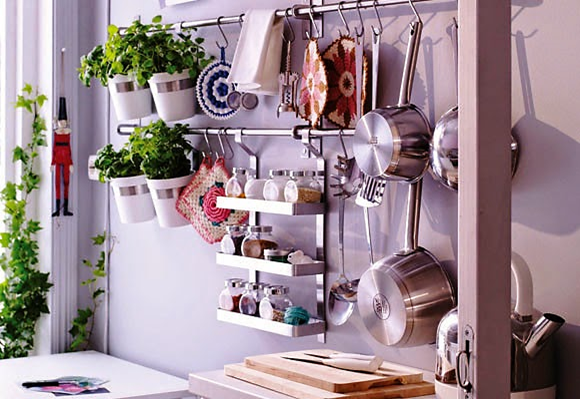7 ideas para poner en orden la cocina diariodeco - Ideas para la cocina ...
