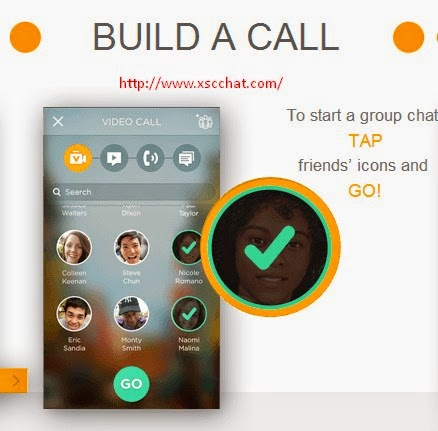 make free call oovoo