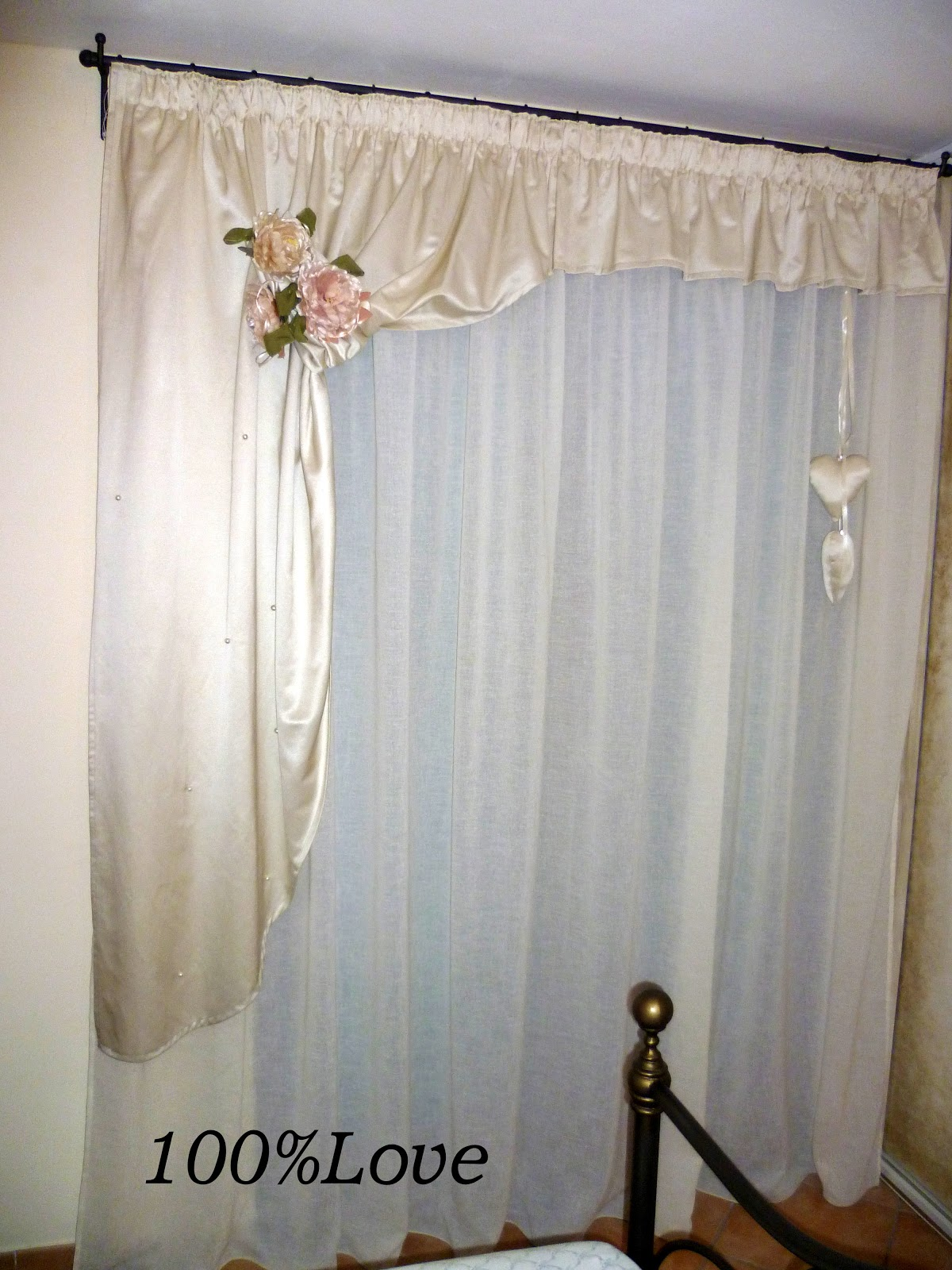 tenda per camera da letto classica ~ dragtime for . - Tendaggi Camera Da Letto