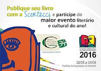 Participe da Bienal Internacional do Livro 2016
