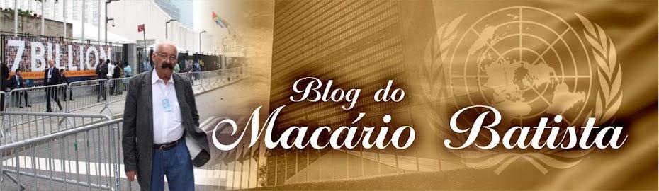 Macário Batista