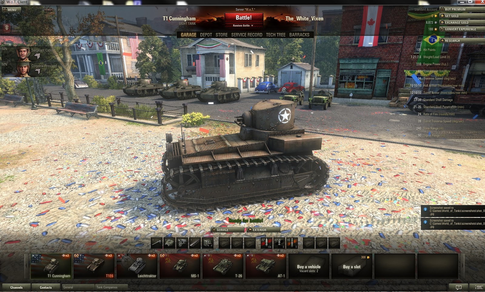 """sl newser - extra: reader submitted: game review """"world of tanks"""""""