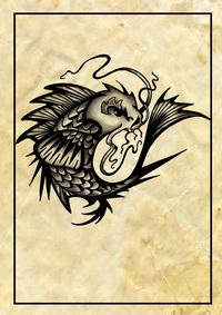 koi tattoos,catfish tattoos,creature tattoos,seacreature tattoos,ocean tattoos,fish tattoos,fins tattoos,japanese tattoos,oriental tattoos,asian tattoos,flowers tattoos,shoulder tattoos