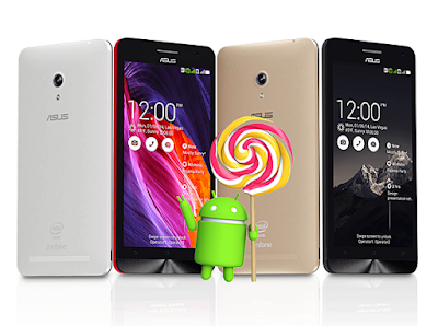At the terminate of concluding May officially Asus has given the Android  How to Update Android Asus Zenfone v to Lollipop