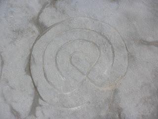 petroglifo María de Huerva