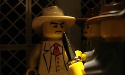 10 Escenas de peliculas en LEGO 29