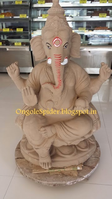 Support Clay Ganesha Idols