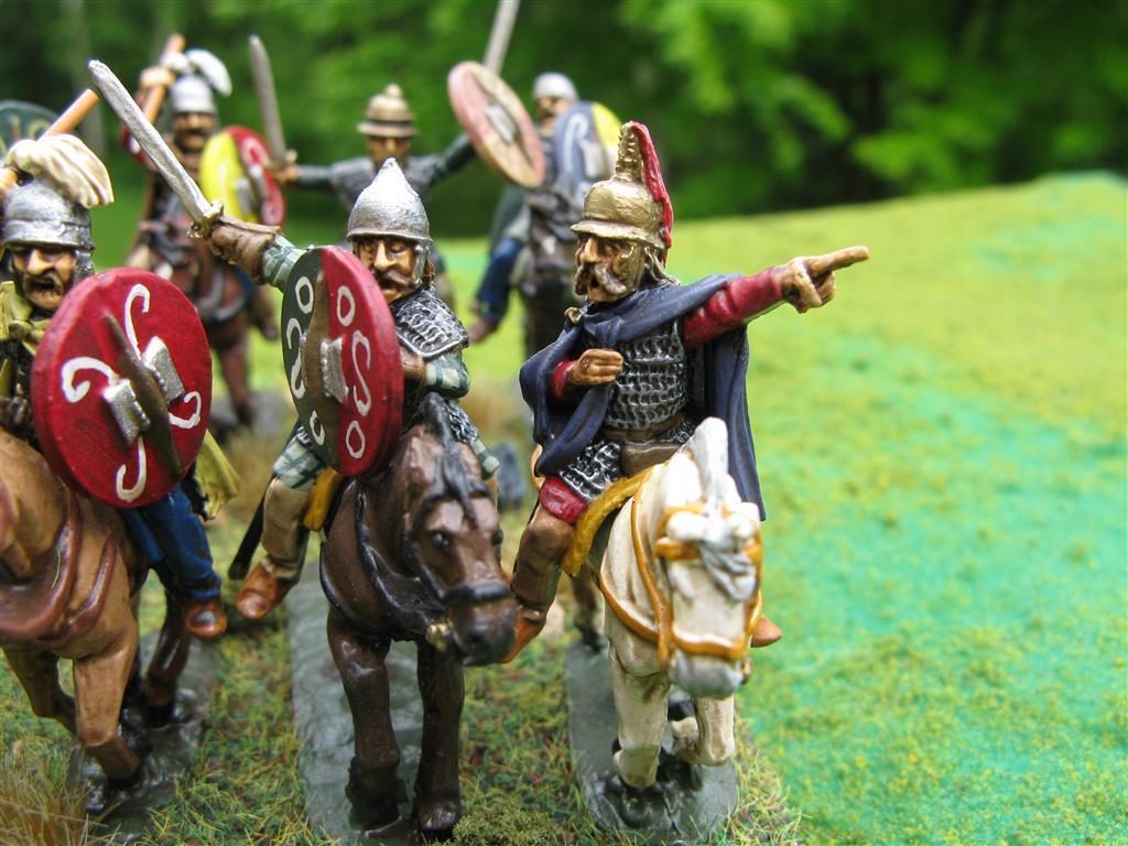 [Liens] Armées gauloises, galates et Bretonnes en métal - Page 2 Blog+007