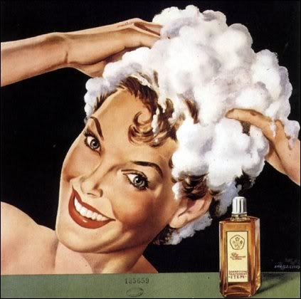 shampoo Onzekerheid en reclame