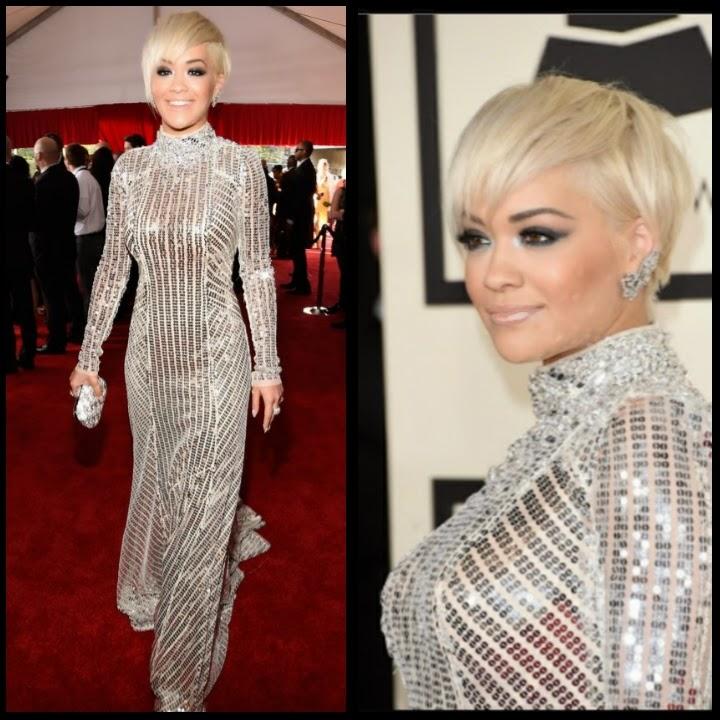 Five Best Looks of Grammy Awards  2015
