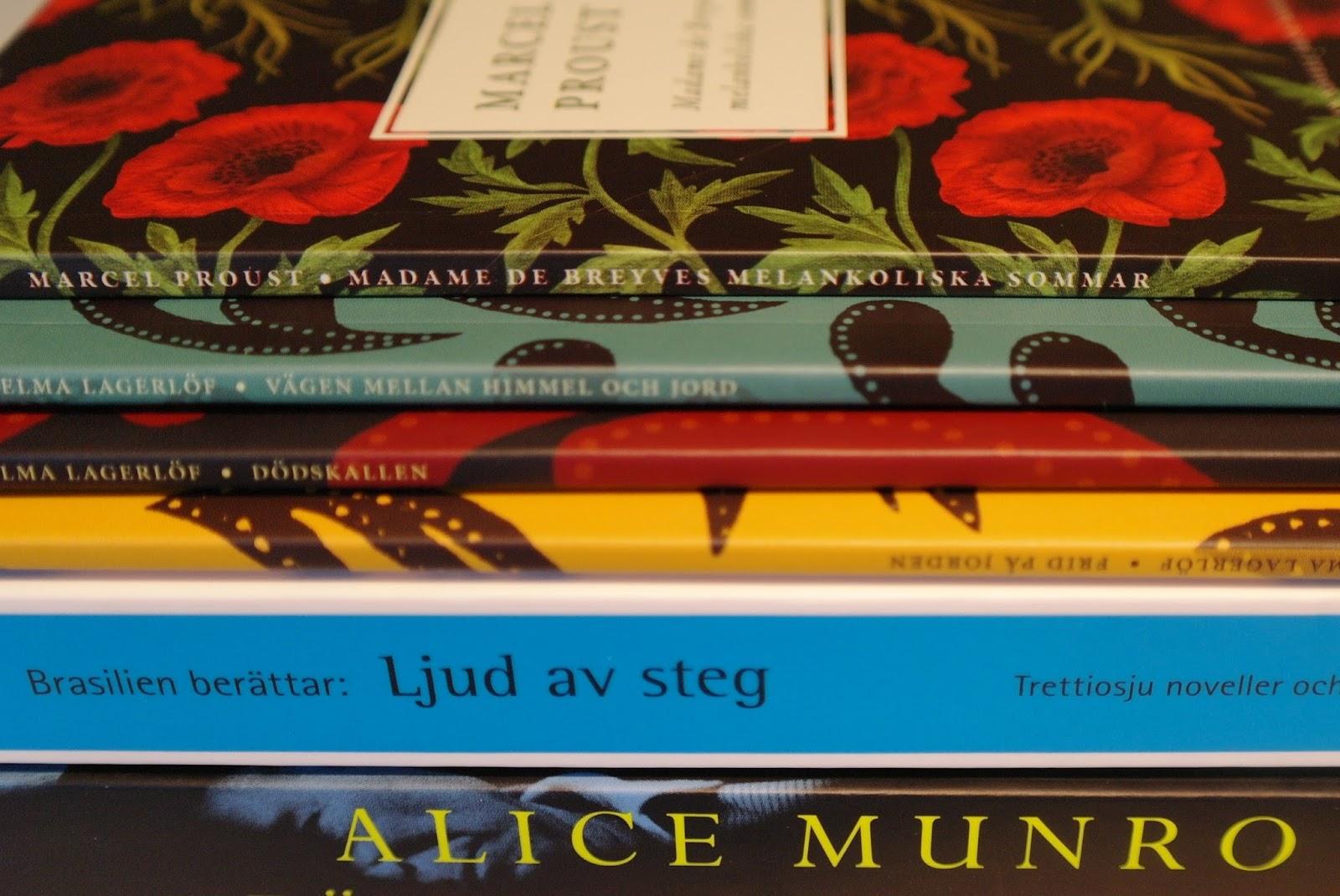 Utmaning: läs 40 noveller