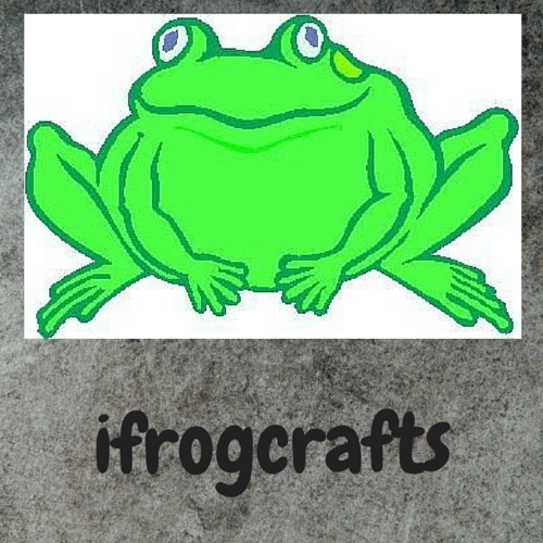 ifrogcrafts on Etsy