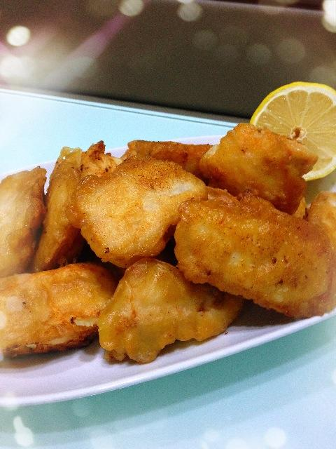 Culinary kitchenette long john silver 39 s fish batter by for Long john silvers fish recipe
