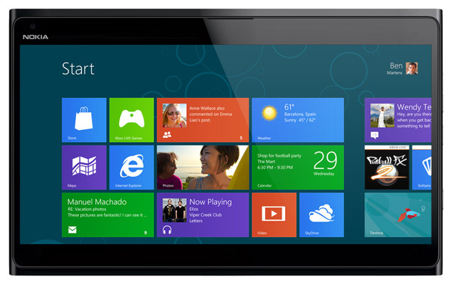Nokia Windows RT Tablet | Microsoft Windows RT Tablet | Nokia Windows RT | Nokia Windows 8 Tablet | Windows RT Tablet | Windows RT Tablet