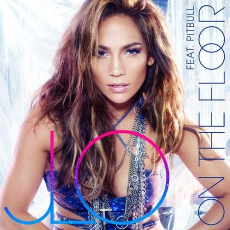 jennifer lopez on floor cover. On The Floor - Jennifer Lopez