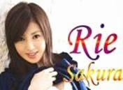 Rie  Sakura  Clarity  '桜 リエ'  透明感がいい