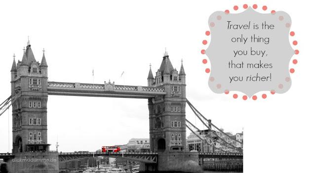 London Städtetrip dickmadamme blog