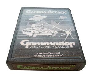 gamma-attack atari 2600 denardo