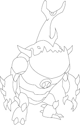 Ben 10 Omniverse Aliens Coloring Pages