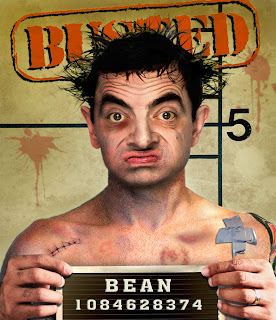 mr bean funny picture