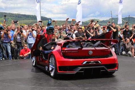 Volkswagen Roadster