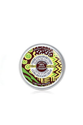 l'occitane rich shea butter body cream