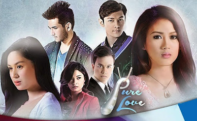 Stars of Kapamilya Teleserye Pure Love Thankful for the ...