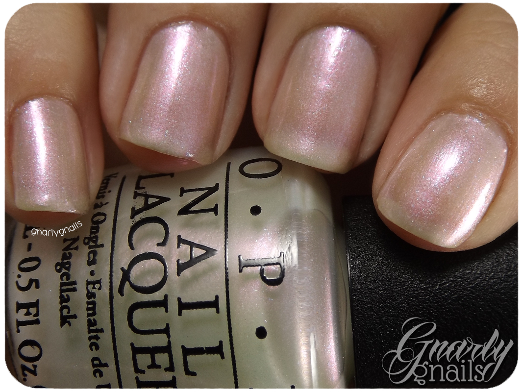 OPI: Muppets Most Wanted Collection Swatches & Review - Gnarly Gnails