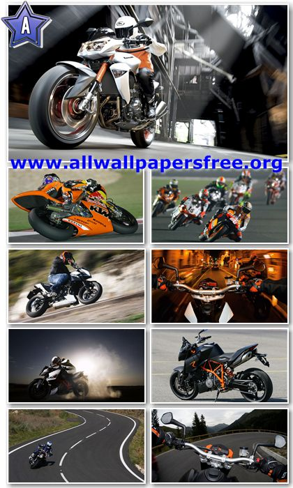 60 Amazing Motorcycles HD Wallpapers 1366 X 768 [Set 9]