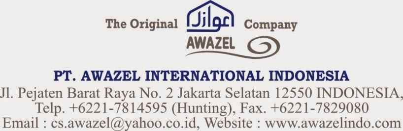 PT. AWAZEL INTERNASIONAL INDONESIA