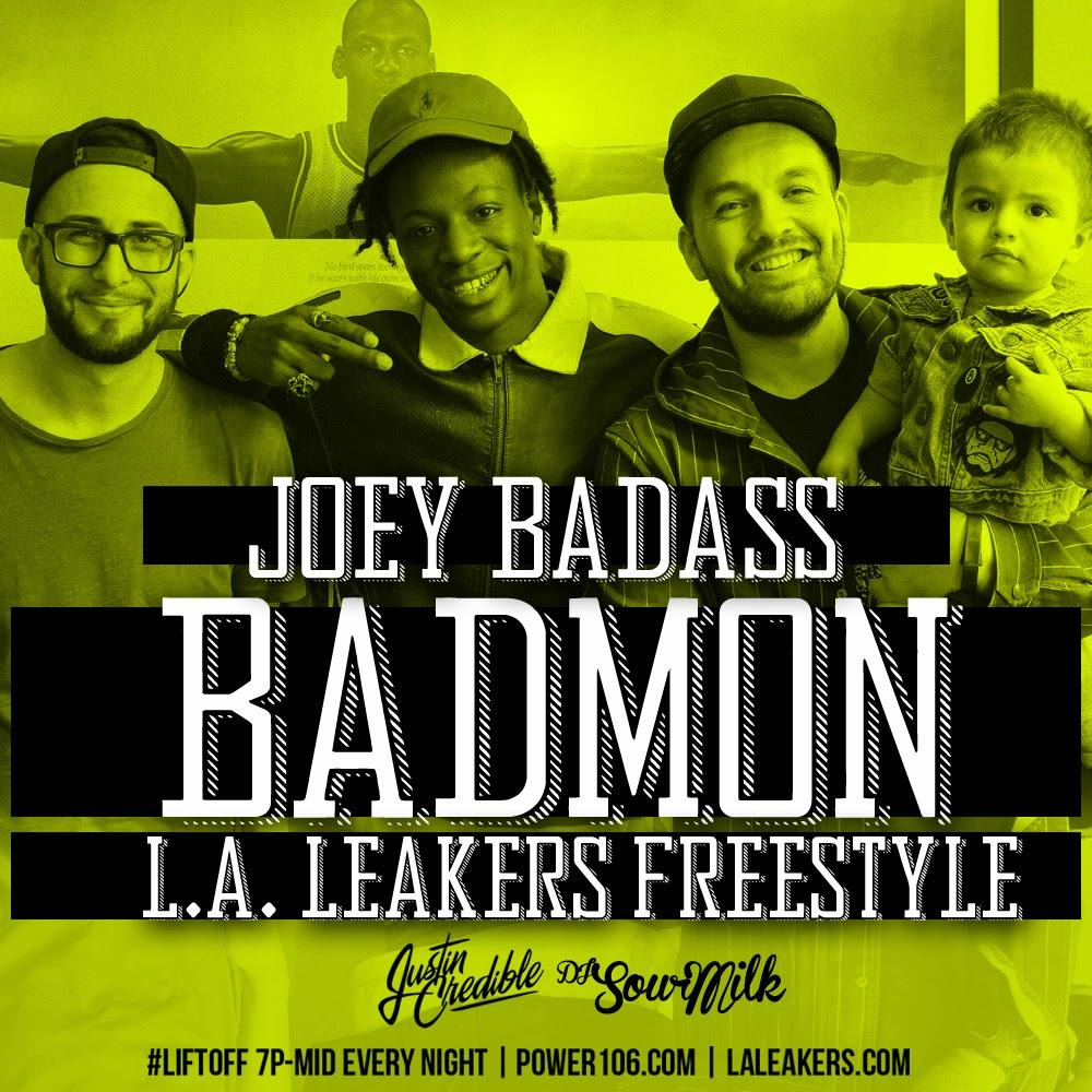 Joey Bada$$ – Badmon Freestyle