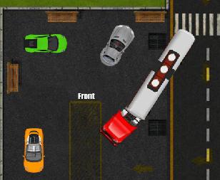 Tanker Parketme Oyunu