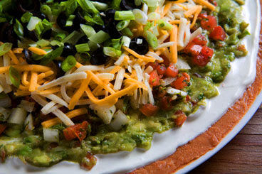 Recipes from HT's Kitchen: 7-Layer Dip