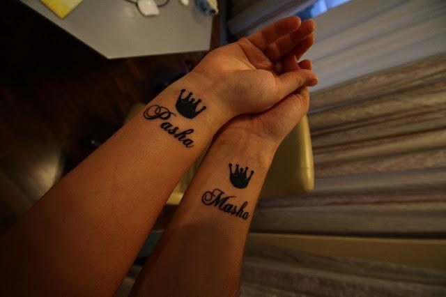 Тату Леры Кудрявцевой: значение, фото татуировки 60