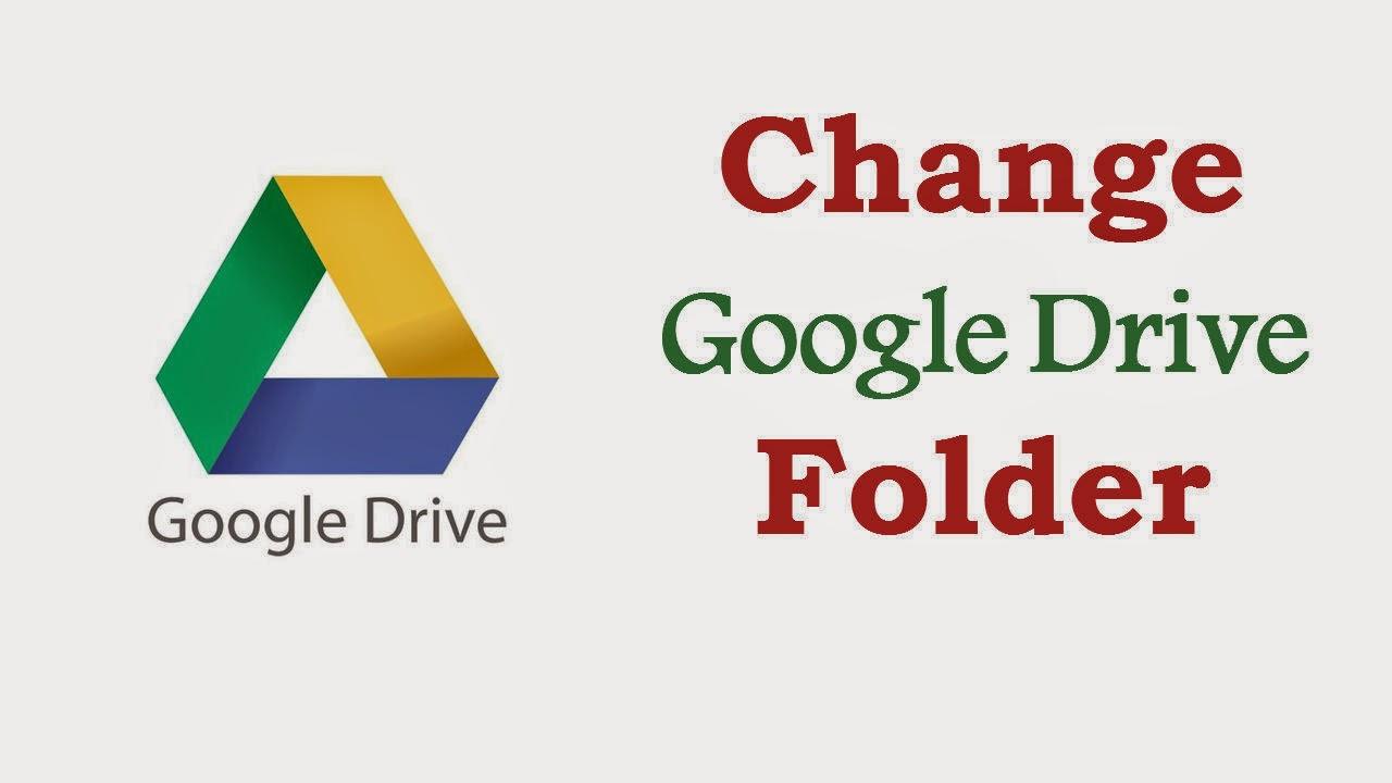 how to make google drive folder