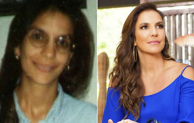 Blog da Gabizinha: Artistas antes e depois da fama  Ivete Sangalo Antes Da Fama