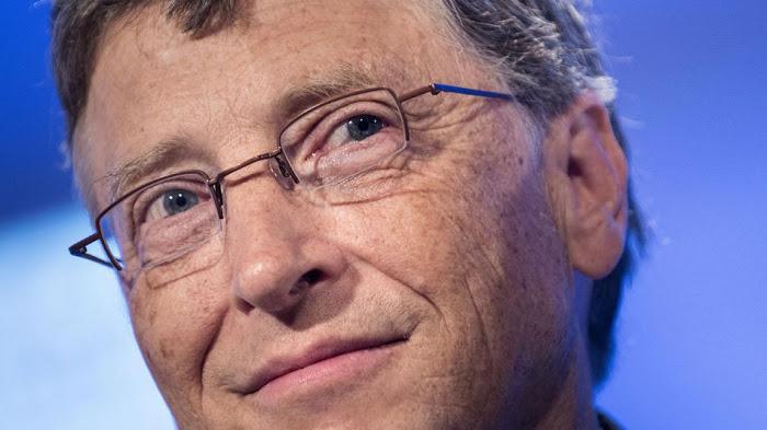 Tio Gates volta a liderar o ranking de pessoas mais ricas do mundos
